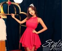 2014 New Spring Summer Fashion Bandage Runway Dress Mint Maxi Lolita Women Novelty Cute Chiffon Lace Dresses Peplum Party S373