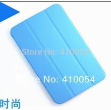 tablet pc leather case promotion
