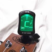 musical instrument Aroma AT-355 Clip no Bass Guitar Violin Viola tuner free shipping