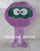 POLE STAR MASCOT COSTUMES purple shell mascot costumes conch mascot costumes  shell animals sea shell mascot cowry costumes