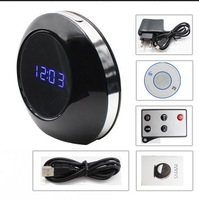 Details about Alarm Clock Motion Detection Spy DVR RC Hidden Video Camera 1280x960 32G Coolest