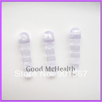 10000 pcs / lot dustproof plug 3.5mm BLACK, WHITE, CLEAR colors phone ear cap of cell phone free shipping