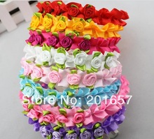wholesale ribbon flower headband