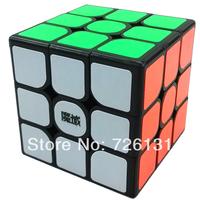 New YJ-MoYu DianMa 3x3 Magic cube Black 3X3X3 Speed puzzle Dian Ma