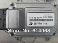 Changan / City Rainbow  Car  engine computer board ECU/FOR M7  Series/car PC / F01RB0D463/3600010-F16/JL465Q