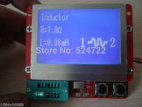 128*64 Transistor Tester Diode Triode Capacitance ESR Meter MOS/PNP/NPN Mega328