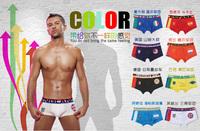 Men's  Boxers/Men Underwear,2014 Brasil World Cup(Deutschland,Argentina,England,Brasil,Etc)Flag Style,Free Shipping!