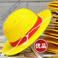 HOT NEW Free Shipping One Plece Luffy straw hat Cosplay Accessories Anime peripheral
