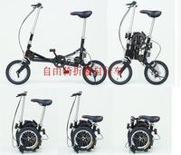 Mini 12 , pardew , pocket-size , folding bicycle