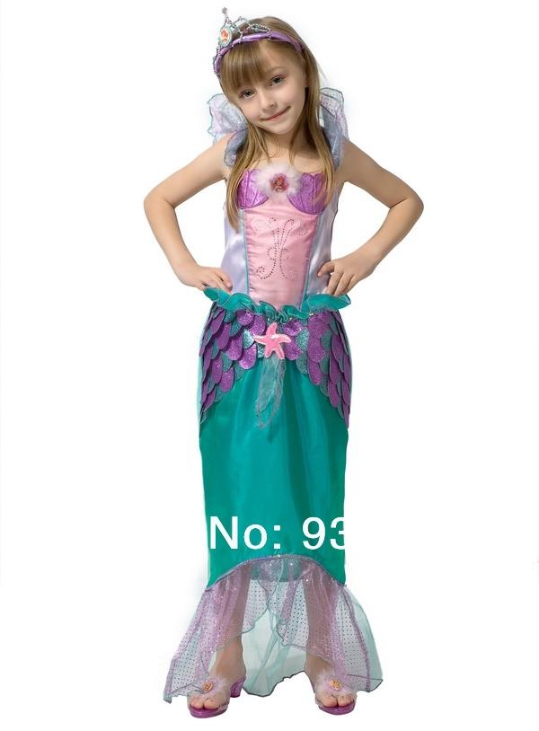 Aliexpress.com : Buy Frozen Snow Queen Elsa Fancy Dress Cosplay ...