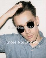 Wholesale, retro sunglasses, men  , women  , round sunglasses, 3447 sunglasses , 50MM glass lenses