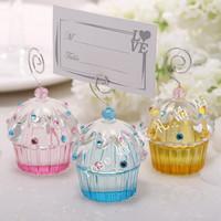 Clip clip table clip crystal cake clip wedding supplies 3
