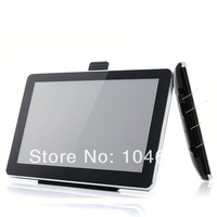Free Shipping 7 Inch Car GPS Navigation 128M Bluetooth AV-IN Build in 4G Memory +Map 788