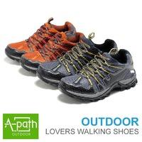 2014 New YAWHO Outdoor Loves men trekking shoes mountain walking shoes men Women running shoes for men sneakers shoe