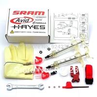 News!!! AVID sram Bleed Kit For Avid bicycle Disc Brake Juicy DOT HAYES J3 J5 J7ultimate r1 RX K24 K18+free shipping!