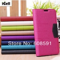Colorful Wallet Style Shining PU Leather Stand Case For Samsung Galaxy Tab 3 7.0 Lite T110 T111 , MOQ:1PCS Free shipping
