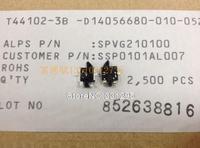 50pcs=Detection switch reset switch SPVG series SPVG210100 original disk shelf