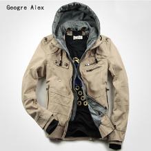 wholesale military jackets fashion men