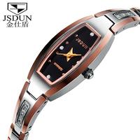Watch fashion tungsten steel women's watch waterproof quartz watch women fashion watch