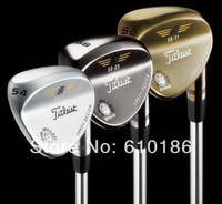 2014 newest Brand New Golf Clubs Vokey SM-4 Wedge 52/54/56/58/60 degree,steel shaft,3 pieces/set,cheap fashion golf