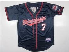 wholesale team baseball jersey