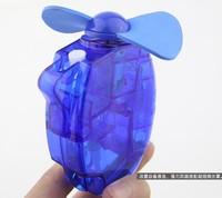 fan 2014NEW Portable spray mini fan free shipping wholesale