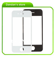 free shipping 10pcs/lot  replacement front  screen glass for iphone 5s/5  digitizer screen lens