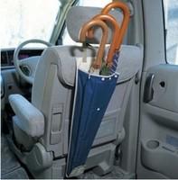 Retail Free Shipping 2pcs/lot Foldable Umbrella Holder for Car Umbrella Storage Bag Waterproof Umbrella Cover