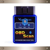 New Version V2.1 Mini ELM327 Bluetooth Diagnostic Scanner Mini OBD2 Elm 327 Bluetooth tool For BMW Toyota Mazda Free Shipping