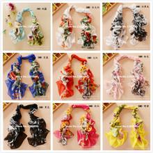 cheap printed silk scarf