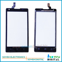 for Huawei Ascend G700 touch screen digitizer touch panel touchscreen,Black.free shipping,Best quality