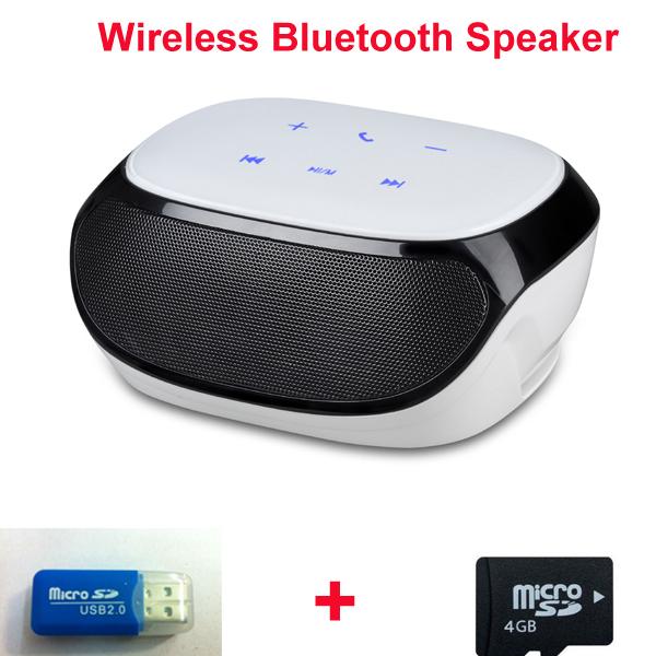 [해외]키 블루투스 스피커 고품질 무선 소형 fm 라디오, 마이크로 ..