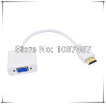 wholesale vga cable white