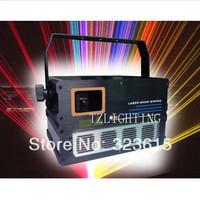 DMX512 American Club DJ Party  Laser Stage Projector Light  ILDA 1000mW RGB Laser Stage Lighting Full Color