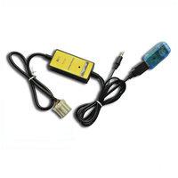 CAR USB AUX-In Adapter Car MP3 Player Interface For Mazda 323/3/5/CX7/MX5/MPV/Miata
