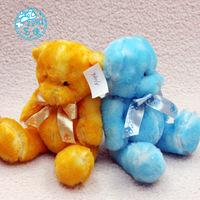 Cute teddy bear doll bear hug bear hug heart birthday gift plush toy bear sitting valentines   15CM