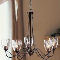 American style antique living room lights brief dining room pendant light iron glass pendant light