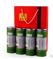 Free Shipping Chinese High-grade organic White Tea Top Grade 2014year  Anji white tea 200g/lot Green ecological food