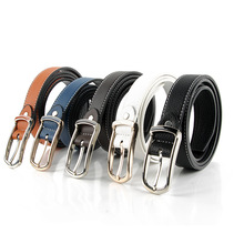 orange leather belt promotion
