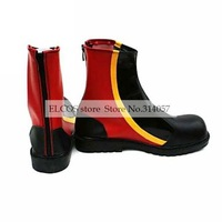 Cosplay Boots Inspired by Vocaloid AKaito  as  Halloween Cosplay shoes