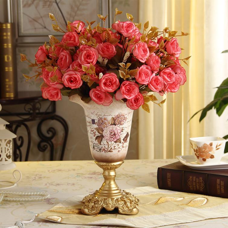 Living room flower decoration images - Living room flower decorations ...