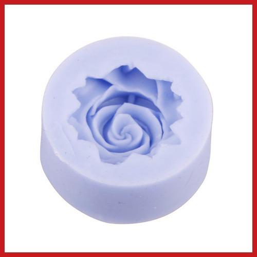 bidlook 3D bolinho bolo Rose Flower Fondant Mold sabão cortador Modelação Ferramentas 02 Alta Qualidade(China (Mainland))