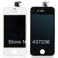 2X SEIZT Touch Digitizer + LCD Display Assembly for iPhone 4S 4GS BA092