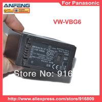 1PCS Digital boy 5400mah VW-VBG6 VW VBG6 camera Li-ion Battery For Panasonic VDR-D58 SDR-H91 PV-GS90 NV-GS98GK free shipping