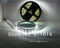 5050 smd 24v led strips led strip white light 60leds/meter 300leds/roll