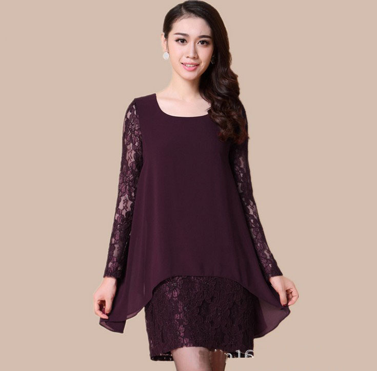 Search Discount Designer Clothes For Big Men Chiffon Lace Dress Women Brand