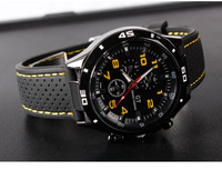 Luxury men's quartz watch men top brand luxury wristwatches famous name the fashion swiss designer sport boys black army watches