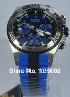 Festina Chronograph Chrono Cadran Bleu Date Tour de France 100M F16659/6
