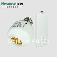 Ye27-gra wireless remote control lamp holder smart home remote control power supply lamp holder e27 screw-mount