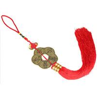 Book copper wufu car hanging accessories lilliputian